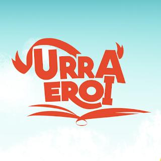 Risultati immagini per urrà eroi logo