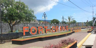 Benteng Oranje Di Ternate
