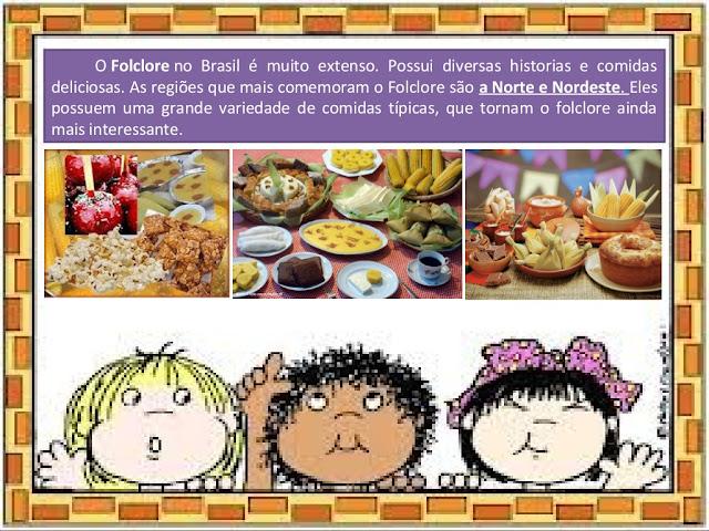 Folclore no Brasil