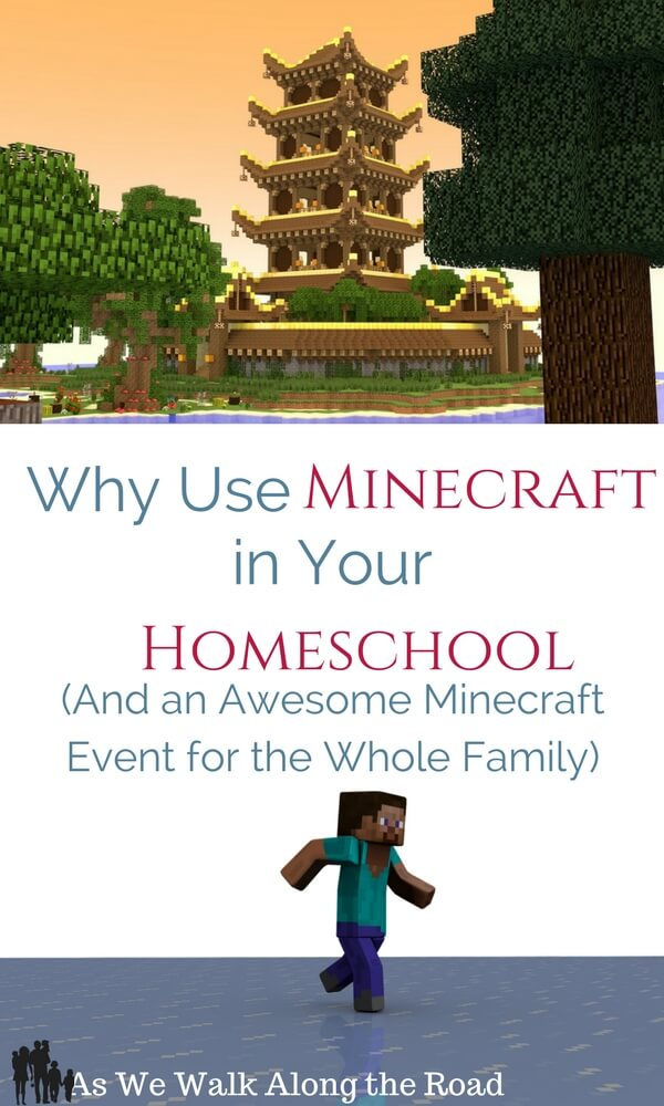 Minecraft and homeschooling