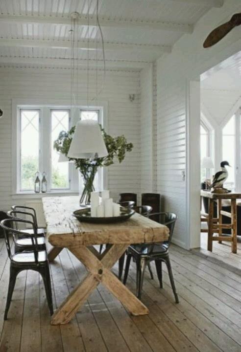 El blog de demarques ideas para un estilo rustico chic - Estilo rustico ...