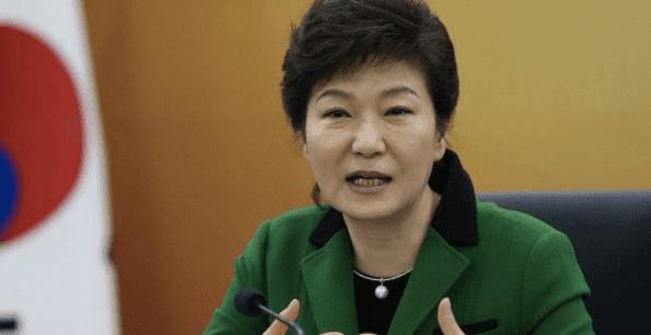أخبار العالم كوريا الجنوبية غضب شديد بسبب الرئيسة العارية