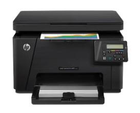 Imprimante Pilotes HP Color LaserJet Pro MFP M176 Télécharger
