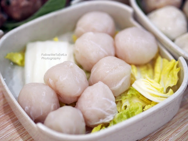 Homemade Crystal Fish Balls