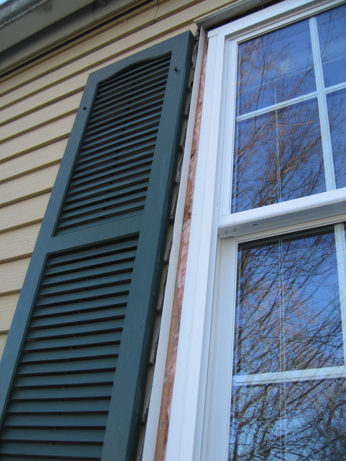 Bfc Inc How To Seal Old Alum Window Siding Add Flashing
