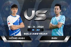 19h30 ngày 19/3, Hồng Anh vs BiBi: Chỉ là cân!