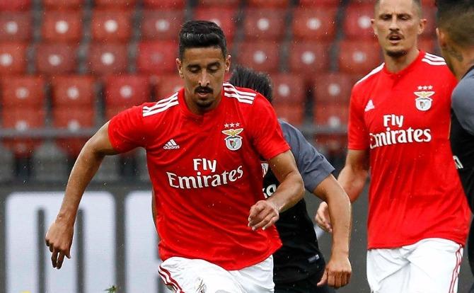 Benfica André Almeida