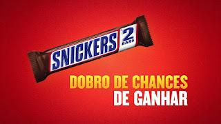 Promoção Snickers 2016 Neymar