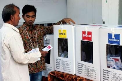 PSU di Ponpes Dalwa Bangil, Prabowo-Sandi Tetap Menang Telak. Jokowi dapat 3 suara Prabowo 460 Suara
