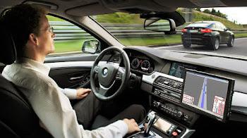 NVIDIA y los coches autónomos
