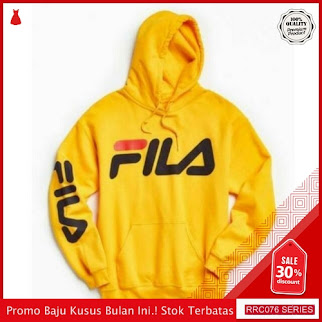 RRC076S26 Sweater Terbaru Hodie Fila Style Wanita Terbaru BMGShop