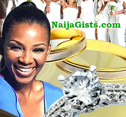 genevieve nnaji newly married