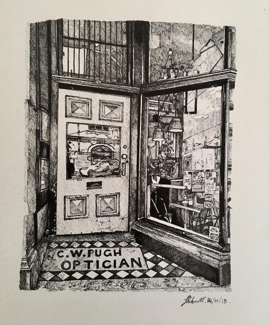10-Gertrude-St-Fitzroy-Julia-Schmitt-Visual-Diary-Ballpoint-Pen-Urban-Sketches-www-designstack-co