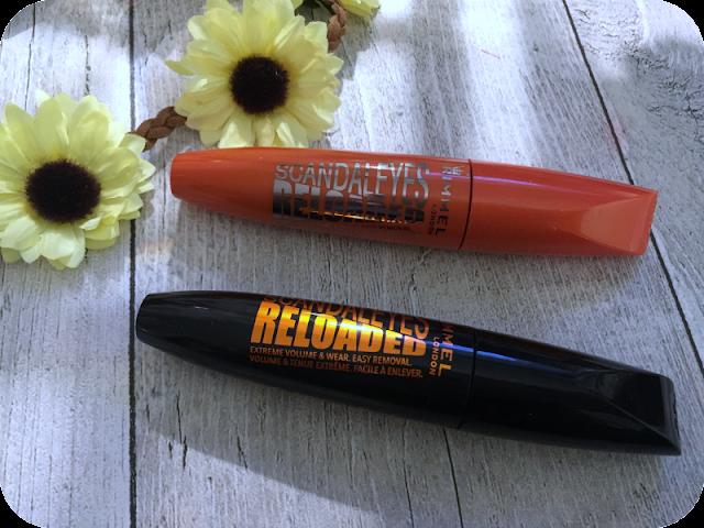 rimmel scandaleyes reloaded mascara review
