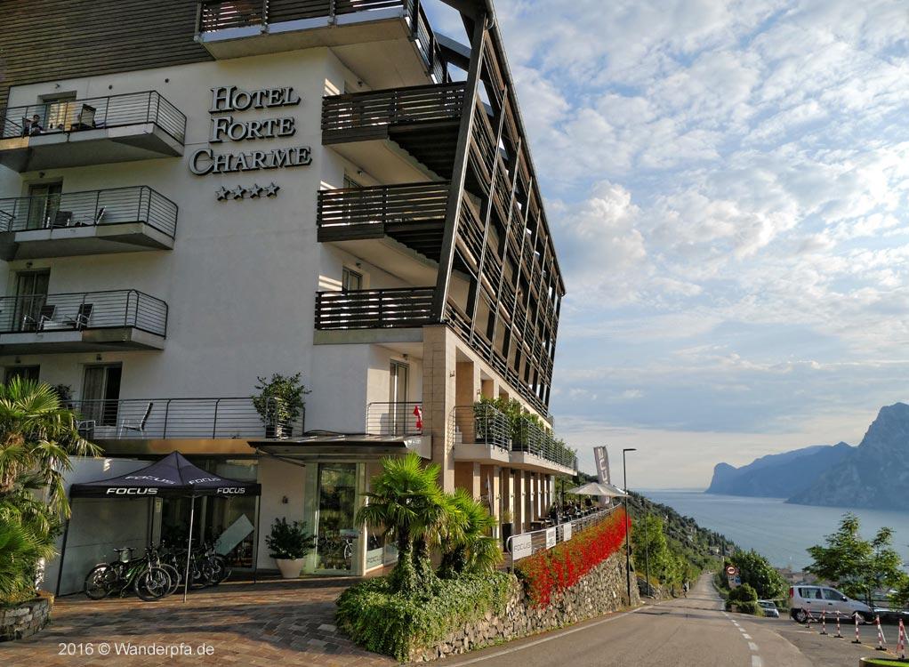 Garda Hotel Forte Charme - Nago-Torbole