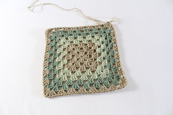 crochet, WIP, work in progress, afghan, man-ghan, granny square