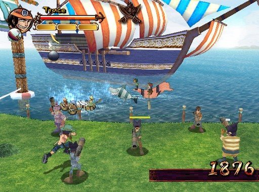 Download game ps2 One Piece - Grand Adventure for pc - Game Tegal