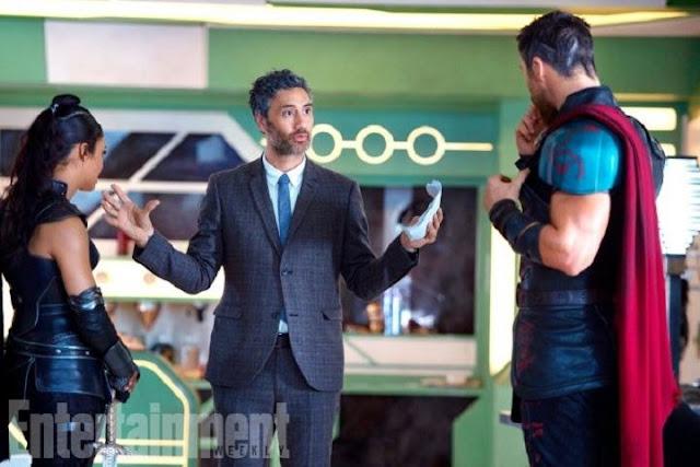 Taika Waititi es el director de Thor: Ragnarok