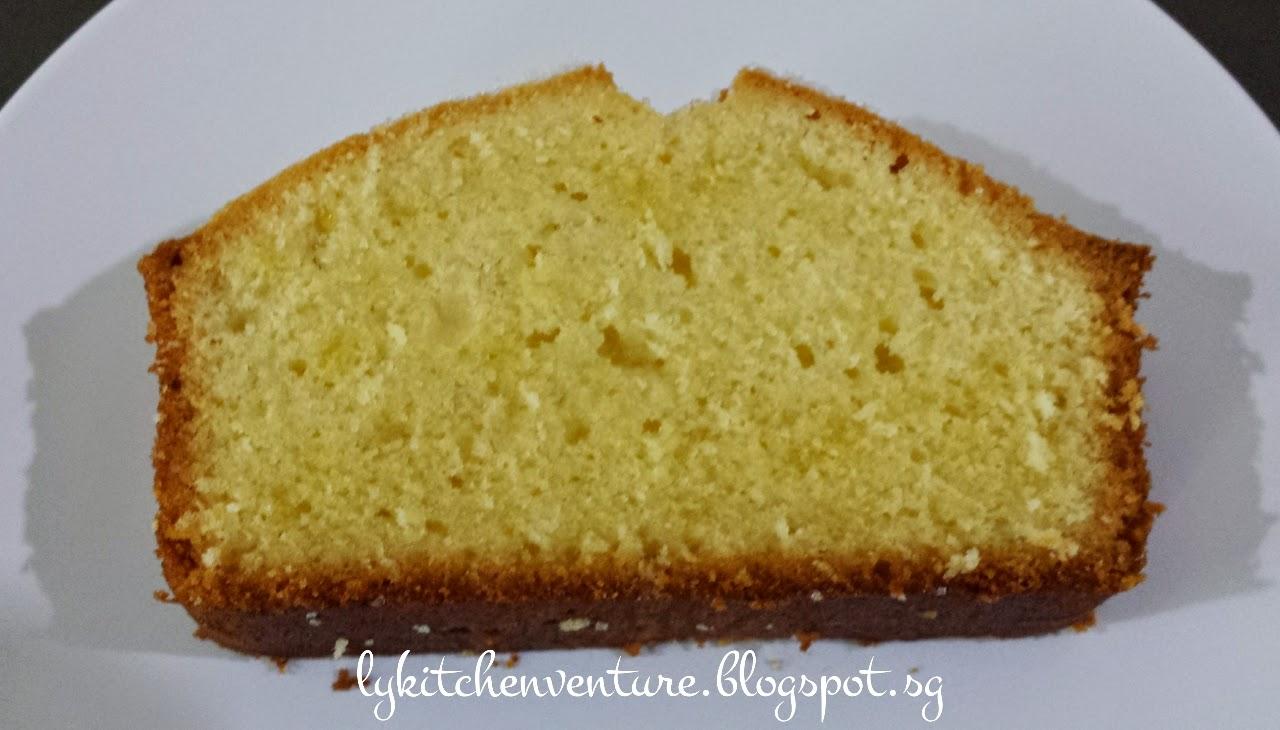 Lemon Madeira Cake Recipe Nigella