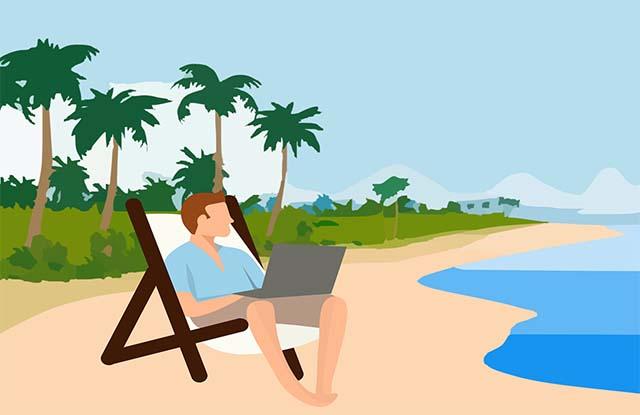 Jangan Biasakan Menaruh Laptop Di Atas Pangkuan!