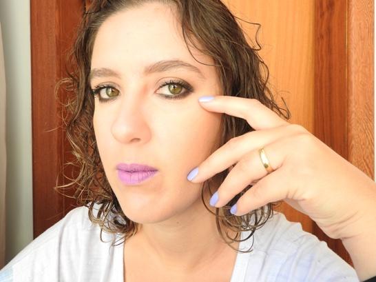 Esmalte da Semana - Lorena cor Coliseu