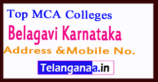 Top MCA Colleges in Belagavi Karnataka
