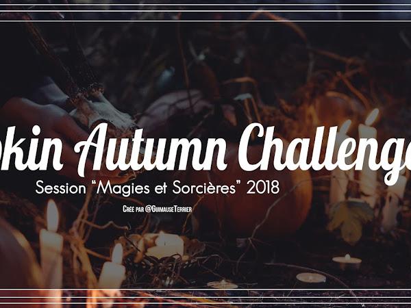 Pumpkin Automn Challenge