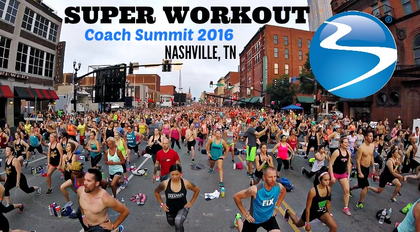 Beachbody Super Workout 2016 Coach Summit Nashville Joel And Jericho