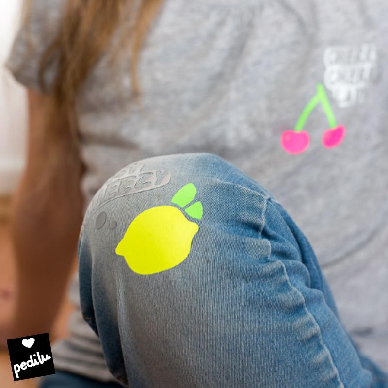 Plotterdatei Fruchtig und frech – Zitrone!