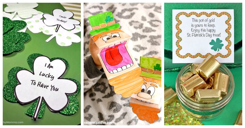 30 St Patrick S Day Printables For Kids Sunny Day Family