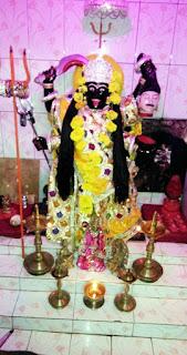 काली कल्याणी धाम पर हो रहा पराशक्ति बाधा निवारण का काम, आज होगी भजन संध्या-The-work-of-reducing-the-defeat-of-Parashakti-obstruction-on-Kali-Kalyani-Dham-