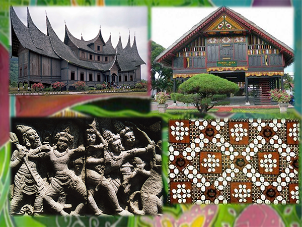 Karya Seni Rupa Terapan Nusantara