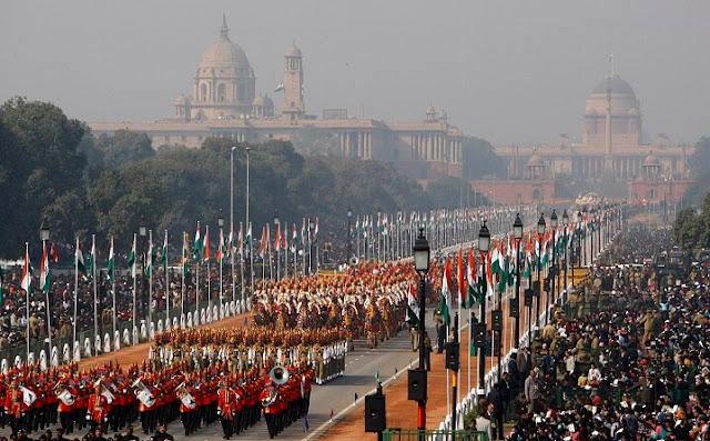 India Readies for Republic Day, 70th Republic Day Live updates
