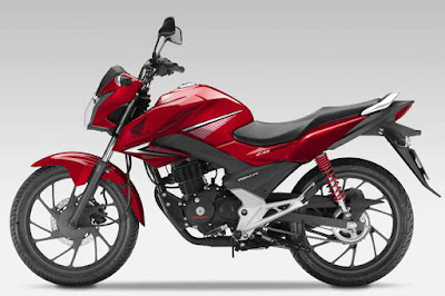 HONDA CB125F 2016 hd pose