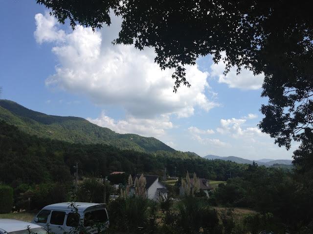 イメージ画像:山中の風景写真