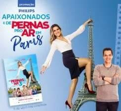 Cadastrar Promoção Philips Viagem Paris - Ganhe Ingressos De Pernas Pro Ar 3