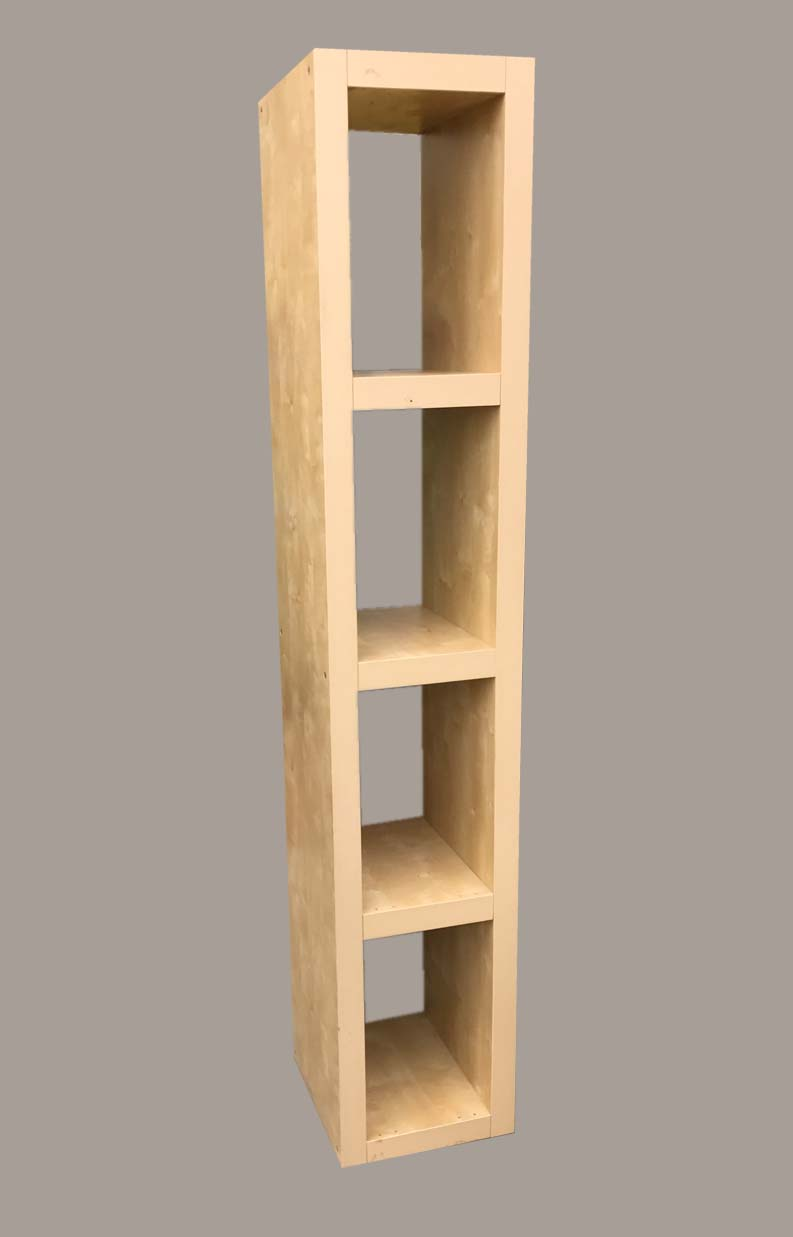 Uhuru Furniture & Collectibles: Skinny Shelf - $50 SOLD