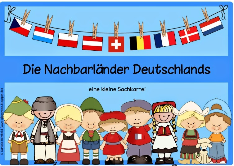 Flagge Deutschland Ausmalen