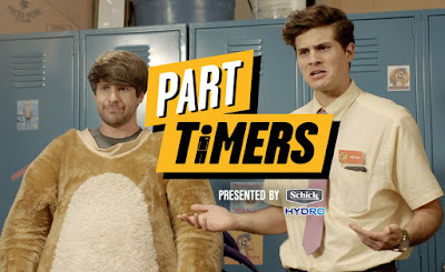 Part Timers YouTube