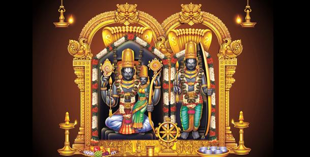 శ్రీ సీతారాముల కళ్యాణం - భధ్రాచలం  వైశిష్ట్యం