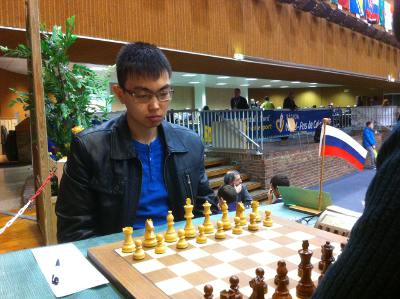 Sanan Sjugirov - Photo © Chess & Strategy