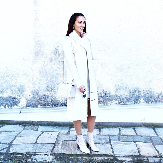 Jelena Zivanovic Instagram @lelazivanovic.Best all white looks and outfits.Beli outfit.
