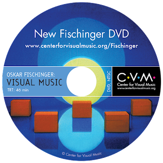 NEW: Oskar Fischinger  DVD - Available to order at CVM
