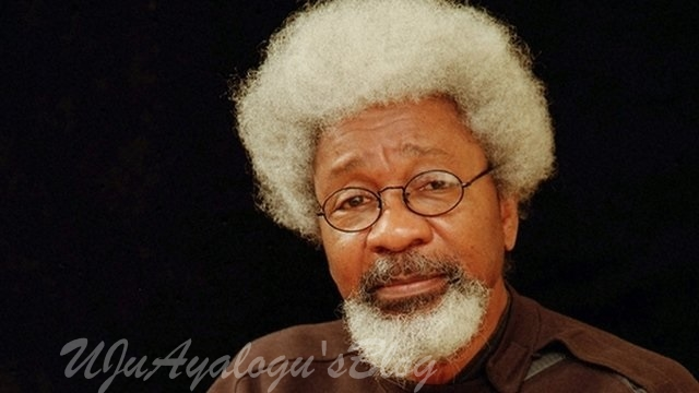 By all logic I should have been dead by now – Wole Soyinka