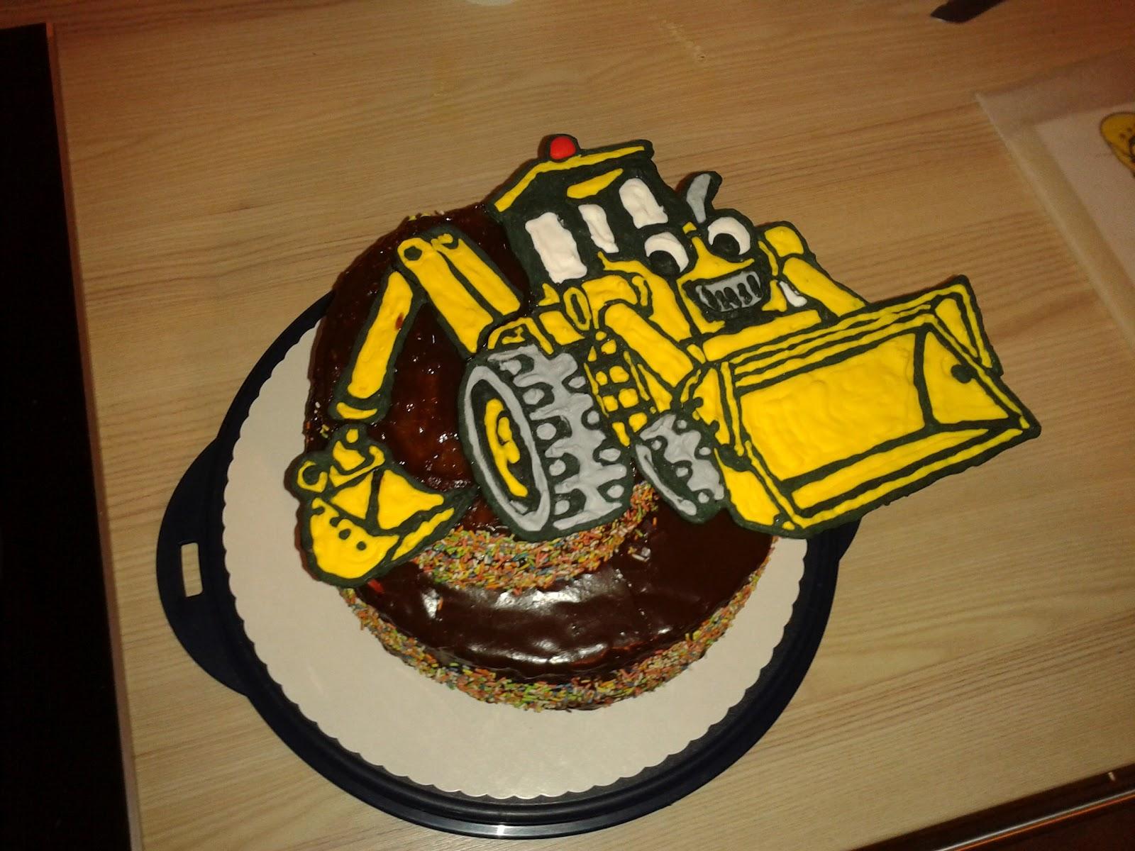 Corinas Backstube Bagger Torte