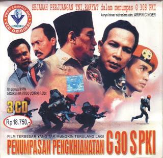 Download Film Pengkhianatan : G360S/PKI (1984) DVD-Rip