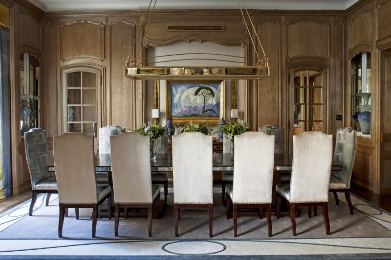 Noir blanc un style for Decorateur interieur paris luxe