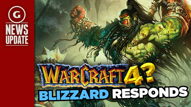 Warcraft 4 official release date