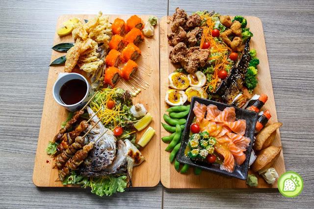 Best cuisine in the world ranking - Japanese tastes.