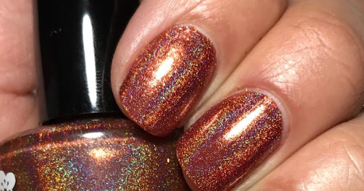 KBShimmer I Never Woold Have Guessed & It's Petrifying